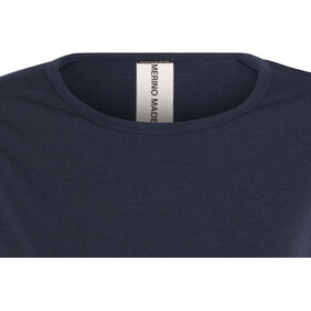 super.natural Comfort Japan - Camiseta manga corta Mujer - azul